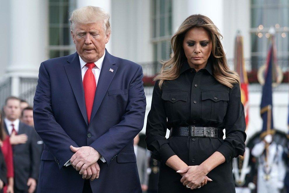 Donald Trump: Ölsem Melania ağlamaz - Sayfa 4