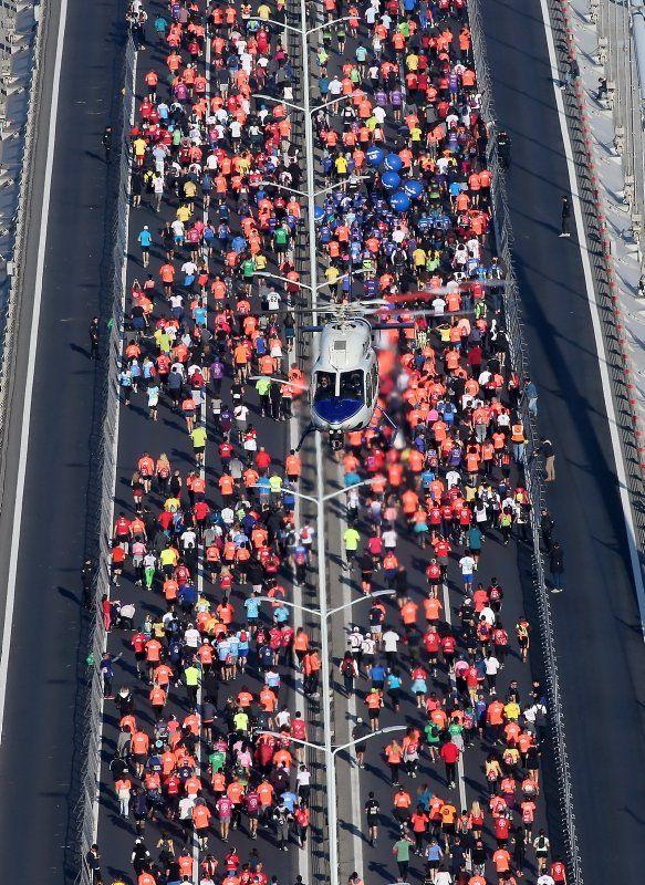 Vodafone İstanbul Maratonu'ndan renkli görüntüler... - Sayfa 2