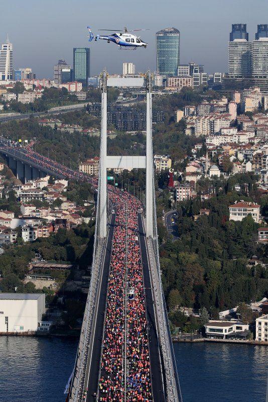 Vodafone İstanbul Maratonu'ndan renkli görüntüler... - Sayfa 3