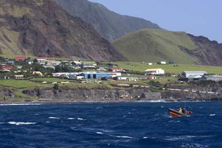 Dünyanın en uzak yeri Tristan da Cunha - Sayfa 1