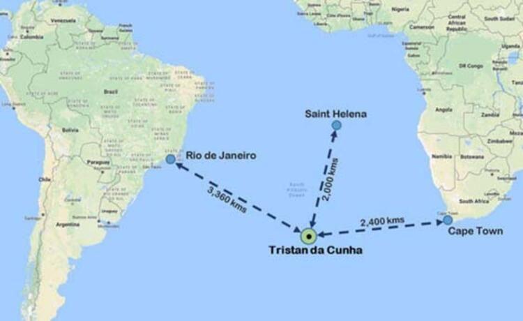 Dünyanın en uzak yeri Tristan da Cunha - Sayfa 3