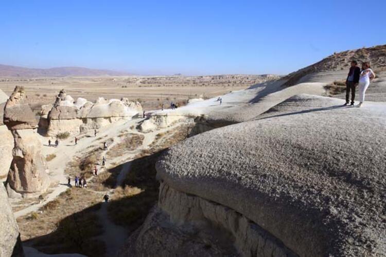Kapadokya'ya turist akını - Sayfa 2