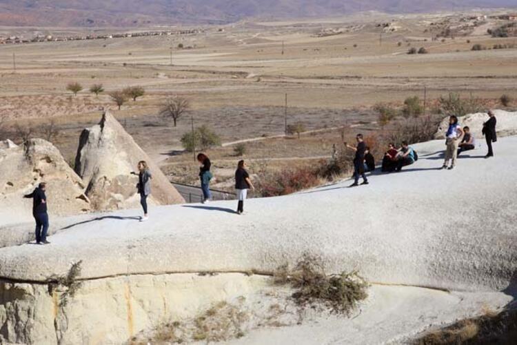 Kapadokya'ya turist akını - Sayfa 3
