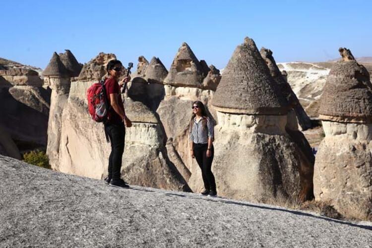 Kapadokya'ya turist akını - Sayfa 4