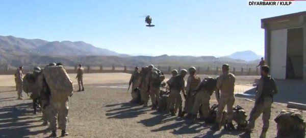 Terör örgütü PKK'ya yönelik 'Kıran-5' operasyonu başladı - Sayfa 3