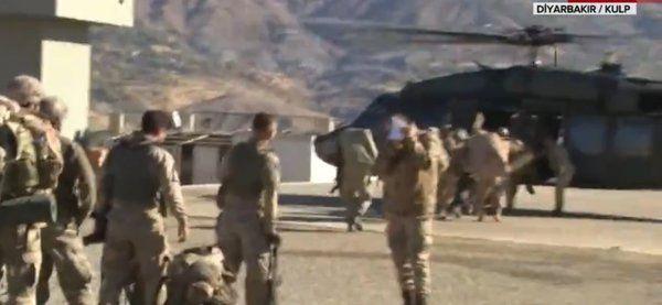 Terör örgütü PKK'ya yönelik 'Kıran-5' operasyonu başladı - Sayfa 4