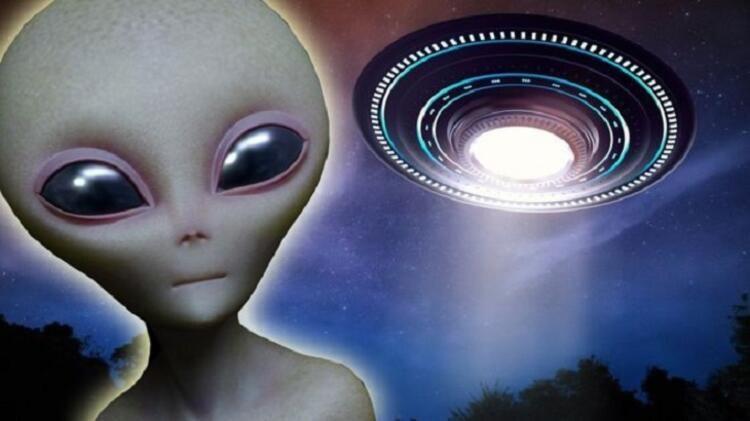 Türkiye'de görülen UFO, yabancı basında olay oldu! - Sayfa 1
