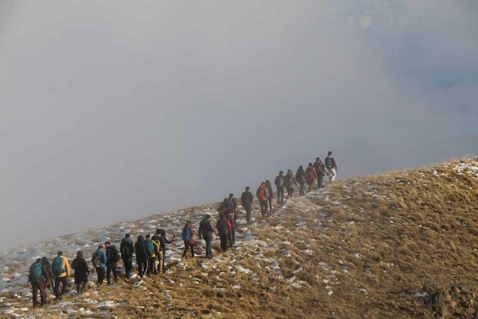 Nemrut Dağı'nda esrarengiz olay! Gözlerine inanamadılar - Sayfa 2