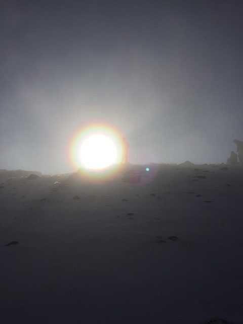 Nemrut Dağı'nda esrarengiz olay! Gözlerine inanamadılar - Sayfa 4