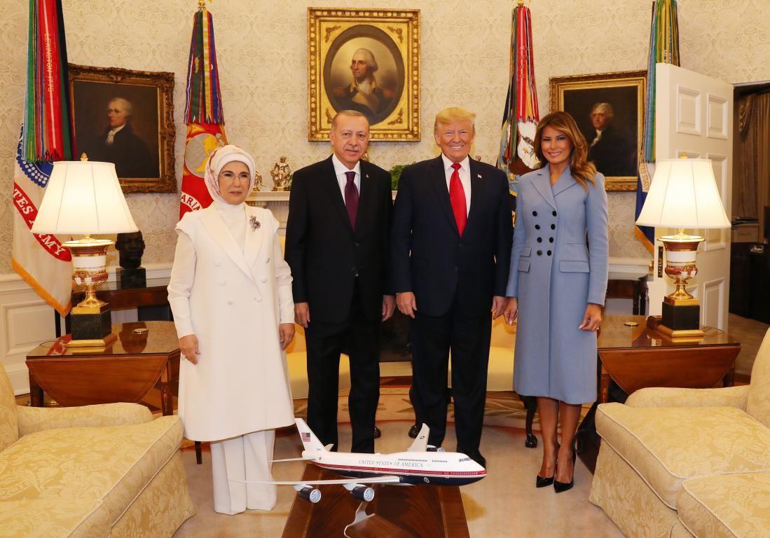 Cumhurbaşkanı Erdoğan Beyaz Saray'da - Sayfa 2