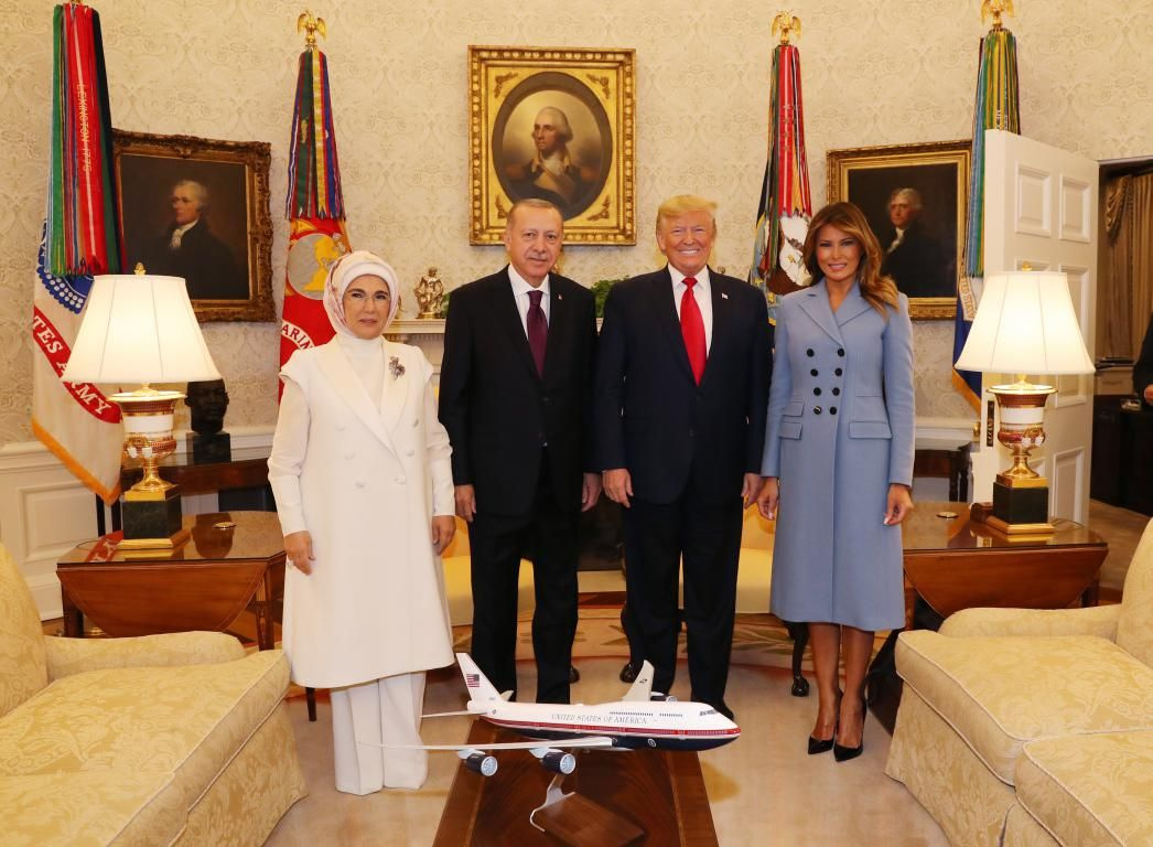 Cumhurbaşkanı Erdoğan Beyaz Saray'da - Sayfa 3