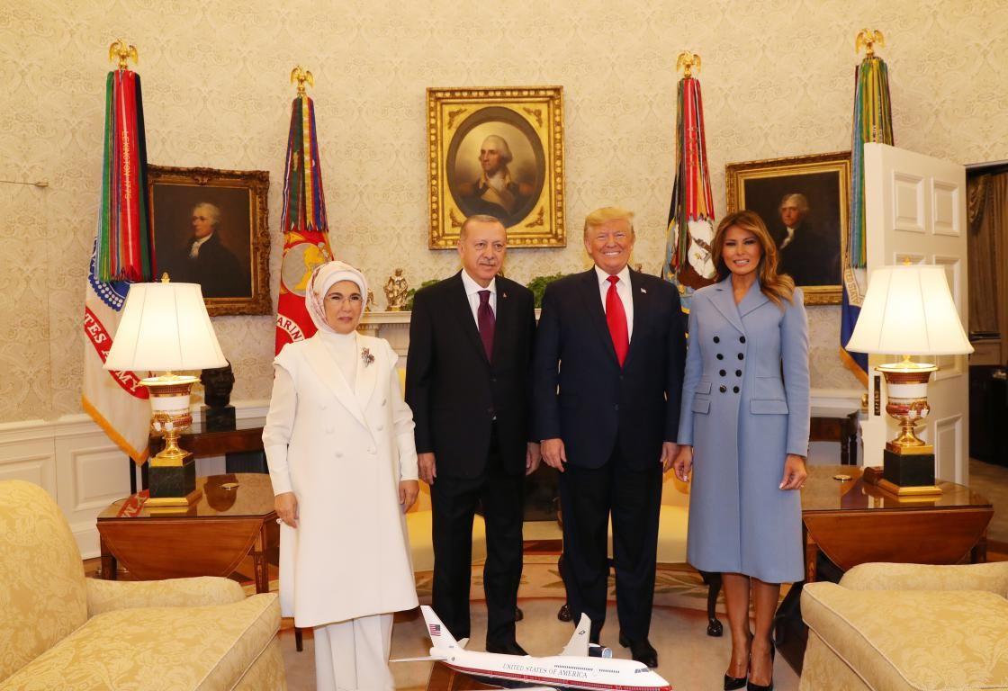 Cumhurbaşkanı Erdoğan Beyaz Saray'da - Sayfa 4