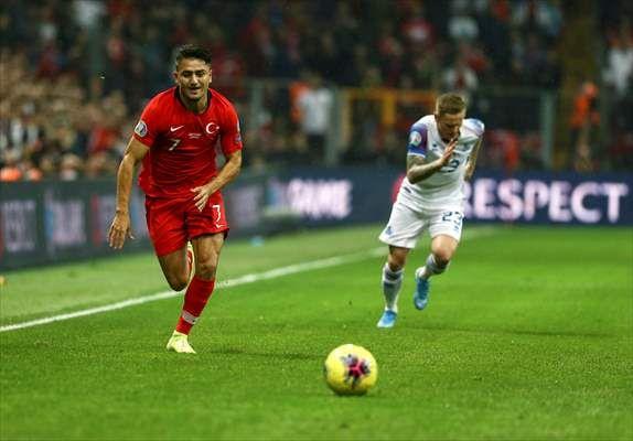 Türkiye-İzlanda maçından kareler - Sayfa 2