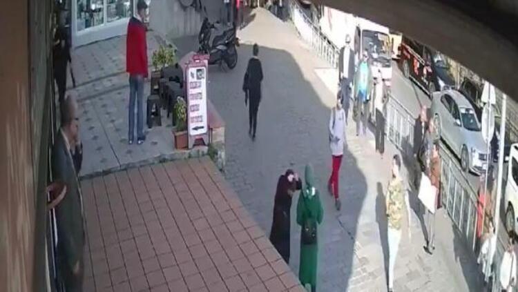 Karaköy'de tepki çeken saldırı - Sayfa 1