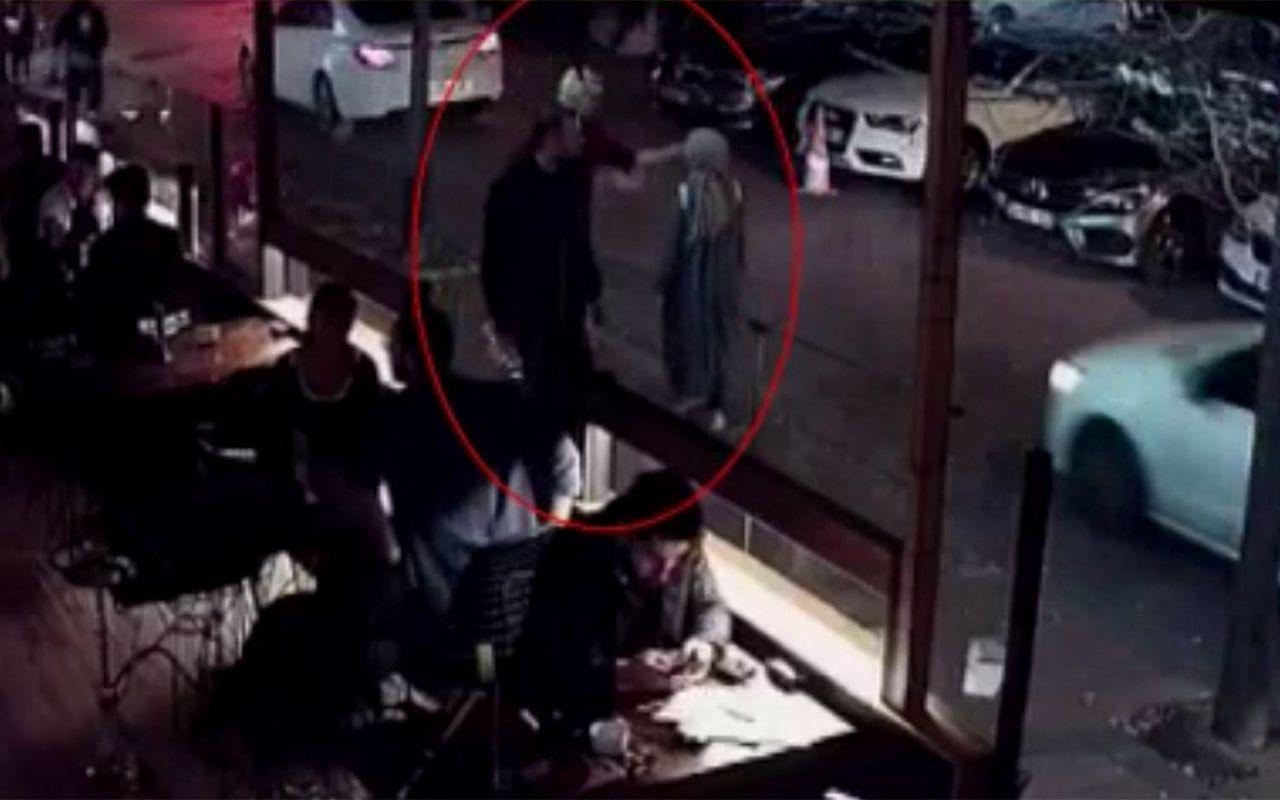 İstanbul Beşiktaş'ta şoke eden olay Genç kadın neye uğradığını şaşırdı - Sayfa 1