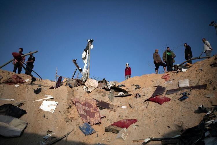 İsrail ordusu aynı aileden 8 kişiyi öldürdüklerini itiraf etti - Sayfa 2