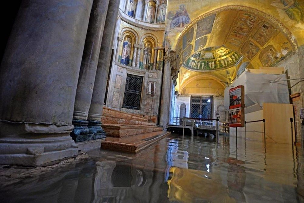 Venedik'te zarar 1 milyar euro - Sayfa 1