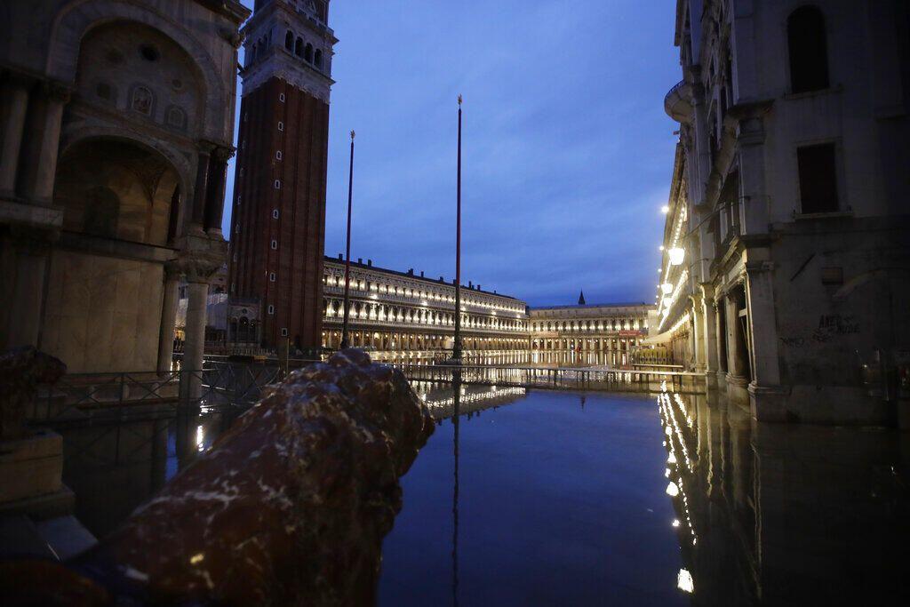 Sular yükseliyor! İtalya alarmda - Sayfa 1