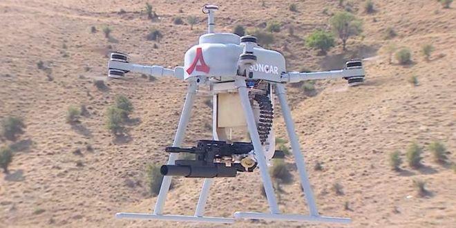 Silahlı Drone Songar Göreve Başlıyor - Sayfa 2