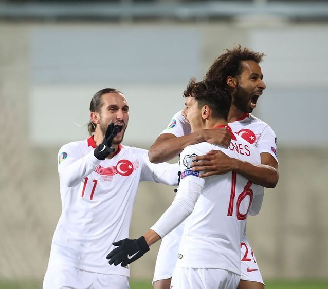 Andorra – Türkiye maç sonucu: 0-2 (Türkiye – Andorra özet izle) - Sayfa 1