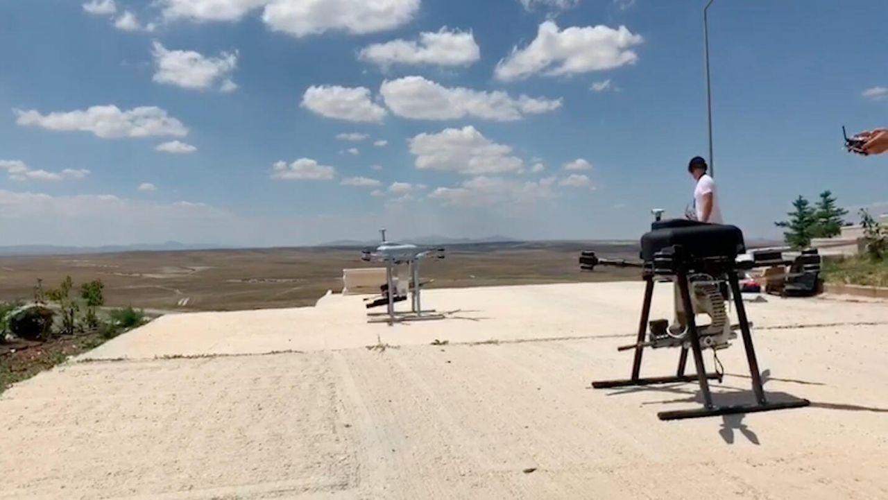 Silahlı Drone Songar Göreve Başlıyor - Sayfa 4