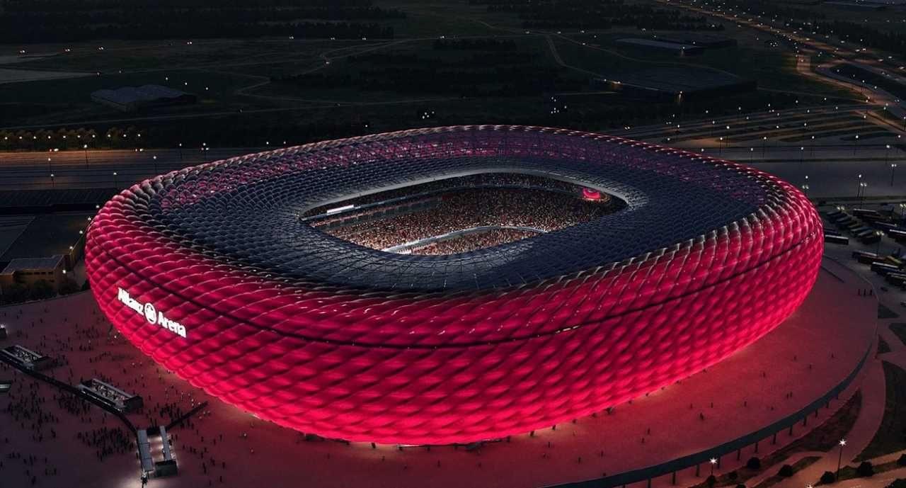 Dünyadaki en ilginç stadyumlar - Sayfa 2