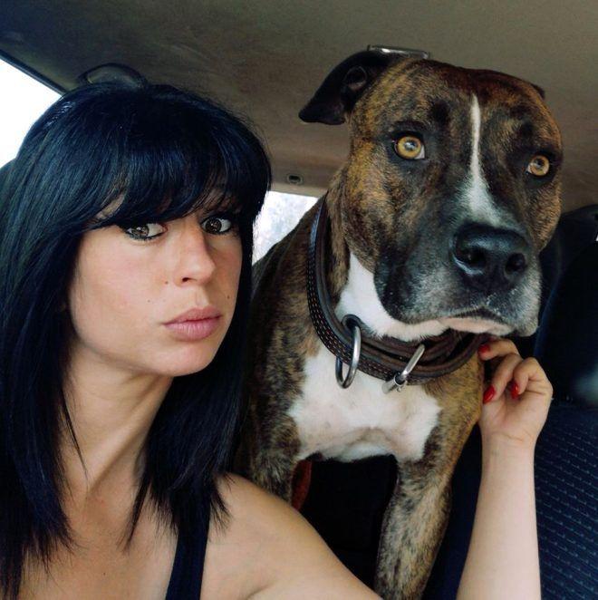 Dehşete düşüren olay! Avcı köpekleri, 6 aylık hamile kadını parçalayarak öldürdü - Sayfa 1