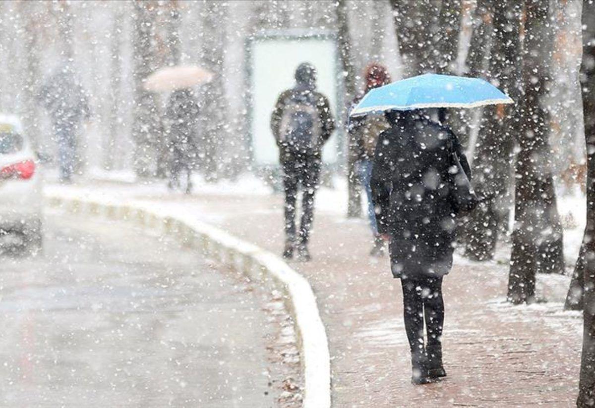 Meteoroloji duyurdu: Kar geliyor! Yurdun büyük kesimi sağanak etkisi altında - Sayfa 4