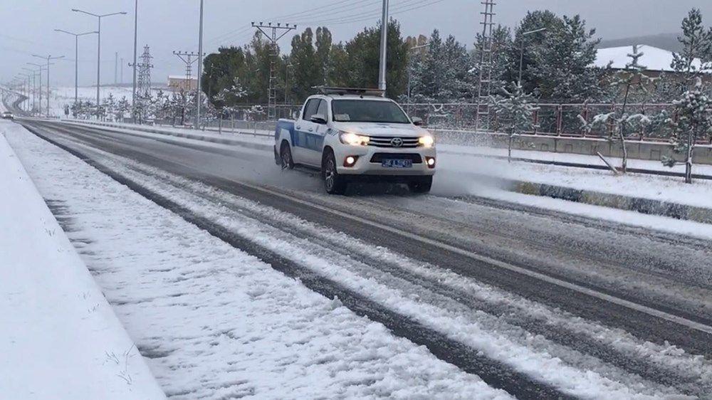 Türkiye'den kar manzaraları - Sayfa 1