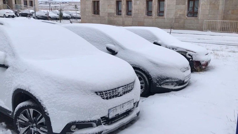 Türkiye'den kar manzaraları - Sayfa 2