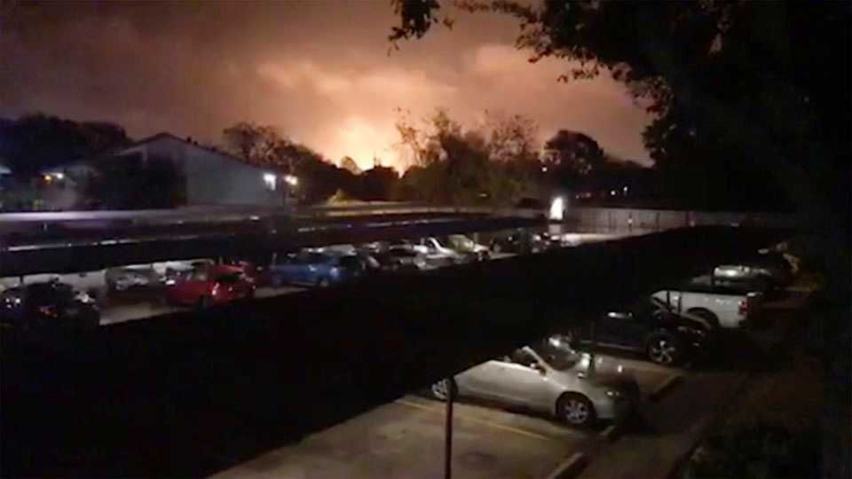 ABD'de kimya fabrikasında patlama: 60 bin kişi tahliye ediliyo - Sayfa 2