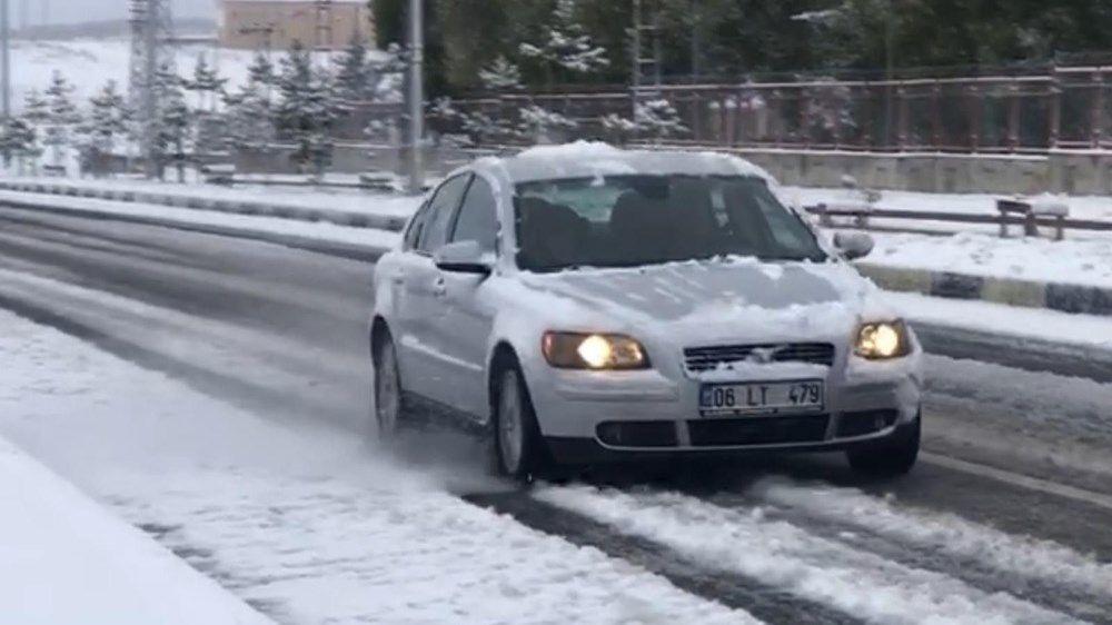 Türkiye'den kar manzaraları - Sayfa 3