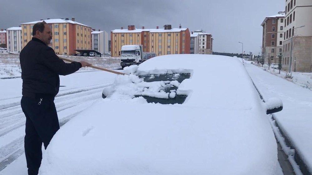Türkiye'den kar manzaraları - Sayfa 4