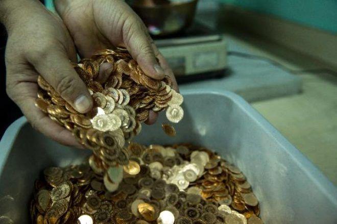 Cumhuriyet altınının üretim sürecine bakın! Binbir emek var - Sayfa 3