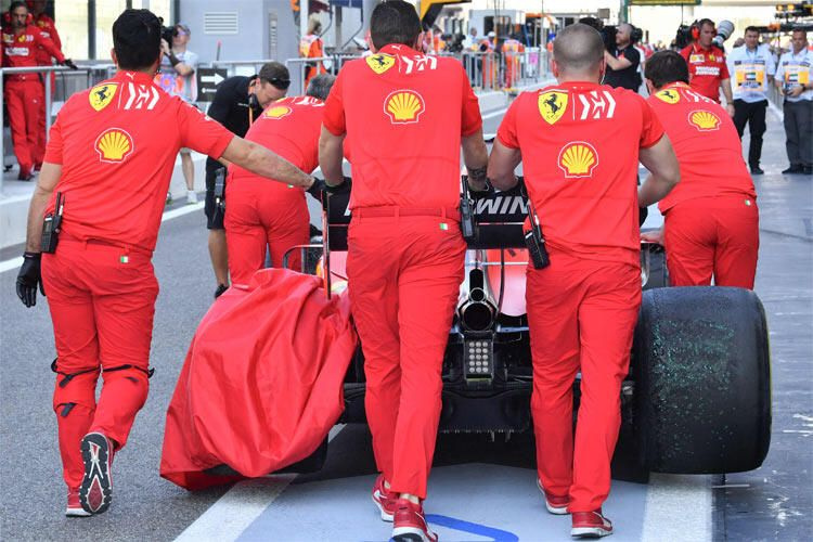Ferrari'de neler oluyor? Kendilerine gelemediler... - Sayfa 3
