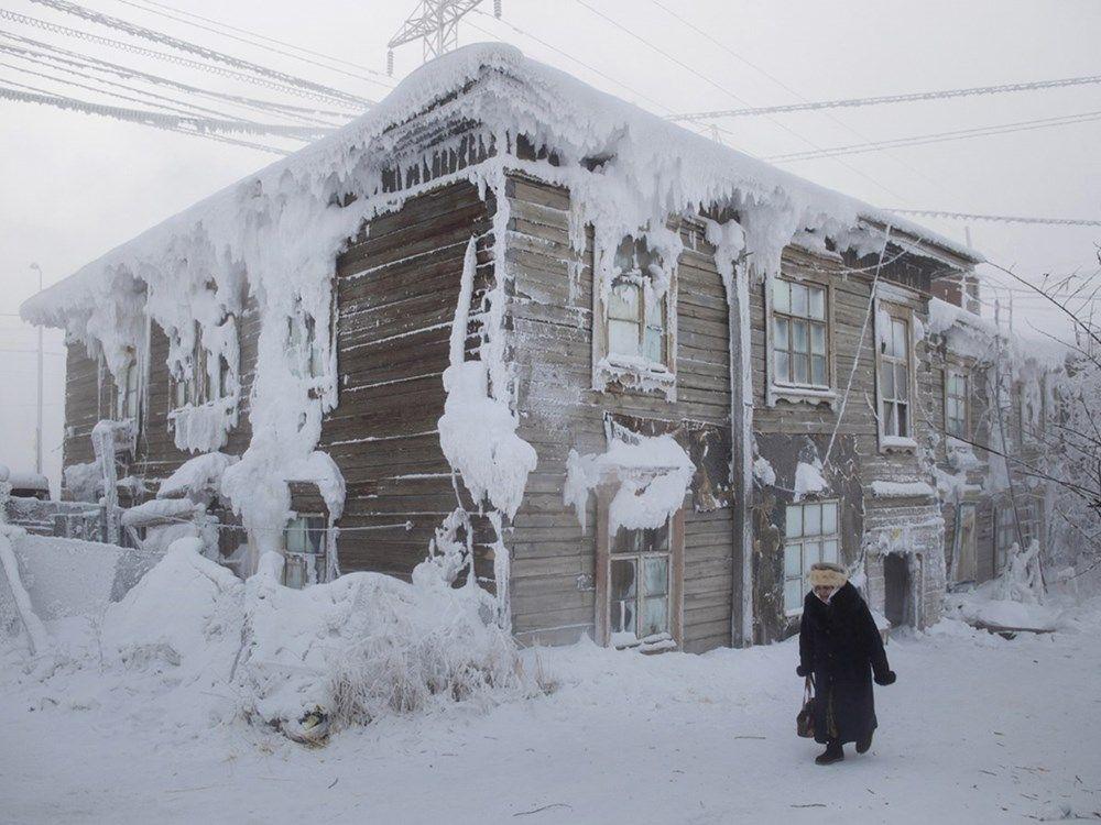 Dünyanın en soğuk şehrin de hayat... - Sayfa 3