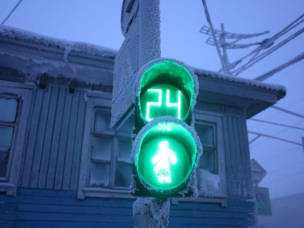 Dünyanın en soğuk şehrin de hayat... - Sayfa 4