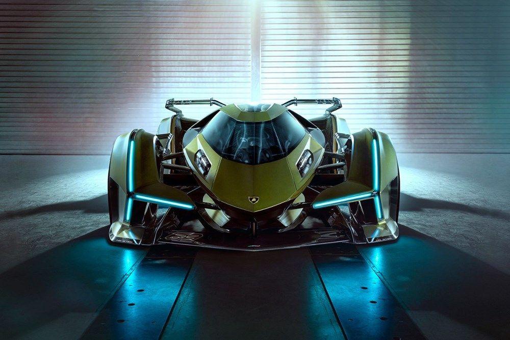 Lamborghini Lambo V12 Vision Gran Turismo tanıtıldı (Herkes kullanabilecek) - Sayfa 2