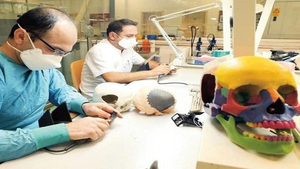 """Gülhane Medikal Tasarım ve Üretim Merkezinde """"insan organları"""" üretiliyor - Sayfa 2"""