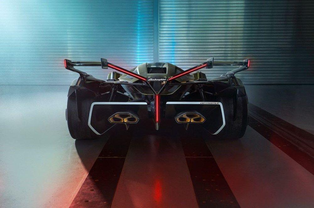 Lamborghini Lambo V12 Vision Gran Turismo tanıtıldı (Herkes kullanabilecek) - Sayfa 4