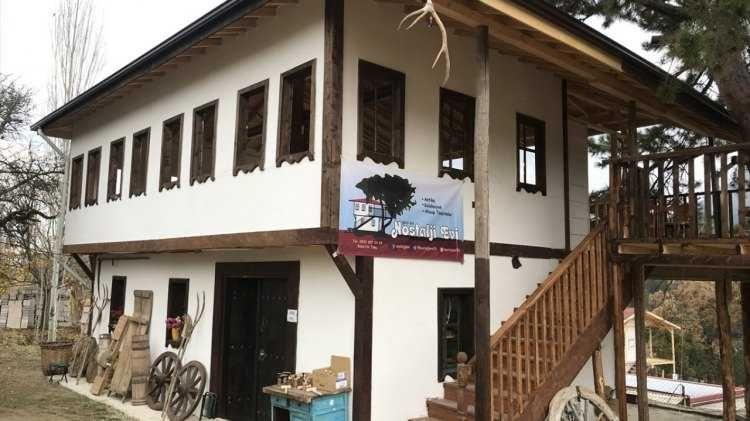 Biriktirdiği eşyalarla köyde 'Nostalji Evi' kurdu - Sayfa 3