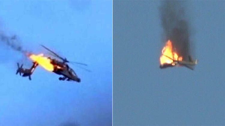 Helikopteri füzeyle vurdular! - Sayfa 1