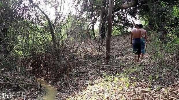 Yine yaptı yapacağını bakın ormanın derinliklerine neden çukur açtı - Sayfa 2