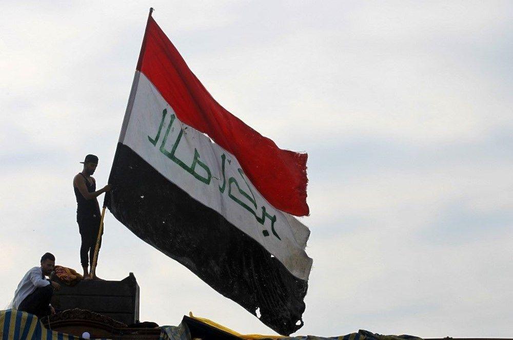 Irak'ta protestoculara ateş açıldı: 16 ölü - Sayfa 1
