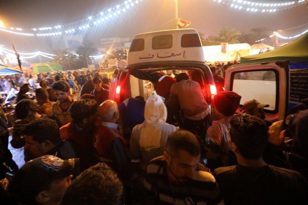 Irak'ta protestoculara ateş açıldı: 16 ölü - Sayfa 4