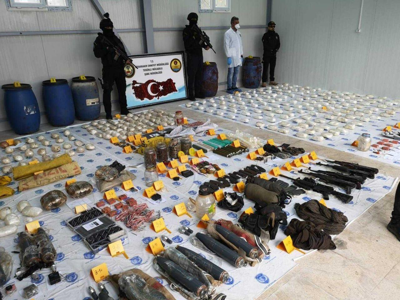 Terör örgütü PKK'ya büyük darbe! Cephane sevk ağı çökertildi - Sayfa 4