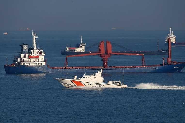 Karadeniz'de tekne faciası! Tankerle çarpışan balıkçı teknesi battı - Sayfa 1