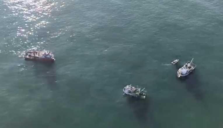 Karadeniz'de tekne faciası! Tankerle çarpışan balıkçı teknesi battı - Sayfa 3