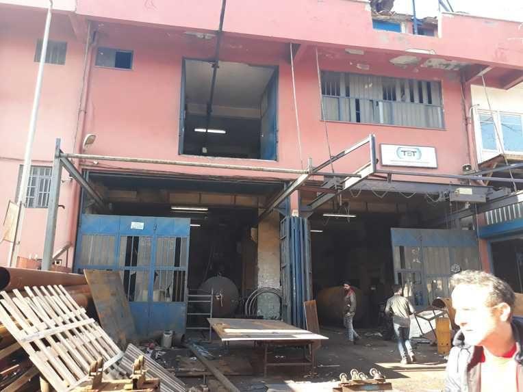 Başakşehir'de sanayi sitesinde korkunç patlama: Ölü ve yaralılar var - Sayfa 1