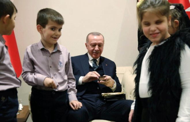 Bu mutluluk görülmeye değer! Cumhurbaşkanı Erdoğan'a engelli öğrencilerden özel hediye - Sayfa 3
